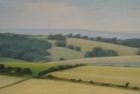 24-sussex-downs-near-east-dean-pastel-18-x-33-cm-2001