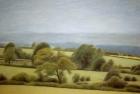 PL10 'Wensleydale' pastel 63 x 96 cm 1995
