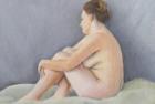 13 'Sally' oil on canvas 15 x 20 cm 2015