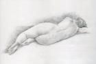 18 'Figure study' pencil 26 x 43 cm 2009