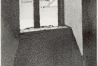 25 E11 'Studio window' etching and aquatint, plate 15 x 10 cm 1986