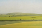5 OL200 'Wilmington Hill from Beachy Head' 25 x 40 cm 2015
