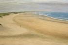 OL122 'Druridge Bay' oil on canvas 80 x 180 cm 1993
