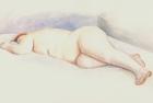 'Middlesbrough Venus' watercolour